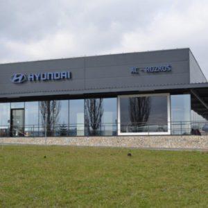 Hyundai Jihlava